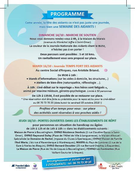 FdA 2018 programme