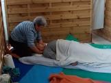 Moment bien-être avec un massage Shiatsu