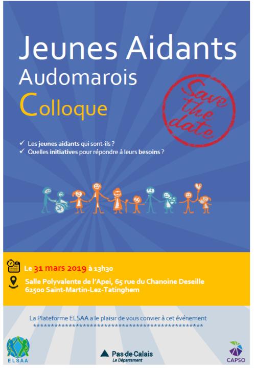 colloque Jeunes Aidants Audomarois